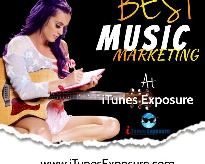 Music Marketing Agency